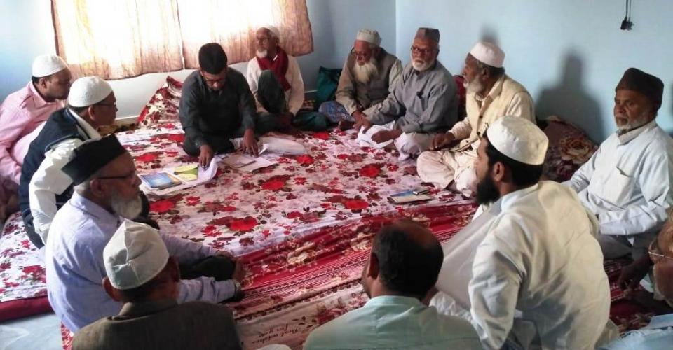 یک روزہ ضلعی تربیتی و تنظیمی اجتماع ضلع اورنگ آباد
